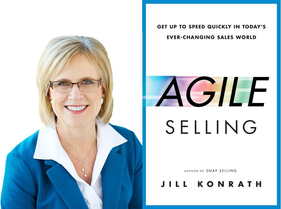 Jill Konrath Agile Selling